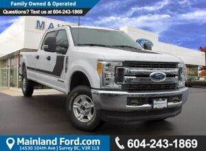 2017 Ford F-350 XLT LOW KMS, LOCAL, NO ACCIDENTS