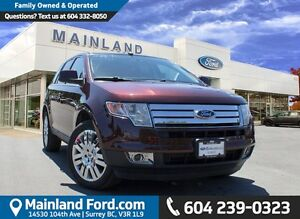 2010 Ford Edge Limited LOCAL, OWNER OWNER