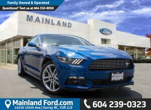 2017 Ford Mustang EcoBoost Premium PONY PACKAGE