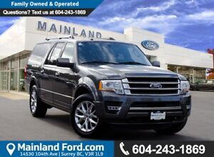 2017 Ford Expedition Max Limited NO ACCIDENTS