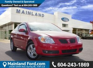 2008 Pontiac G5 NO ACCIDENTS, LOW KMS