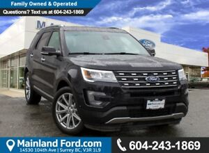 2017 Ford Explorer Limited ***ACCIDENT FREE***