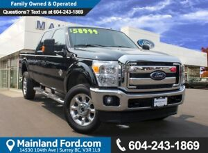 2016 Ford F-350 Lariat NO ACCIDENTS, LOCAL