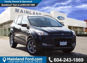 2014 Ford Escape SE LOCAL, LOW KMS