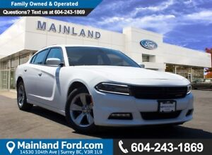 2015 Dodge Charger SXT LOW KMS, NO ACCIDENTS