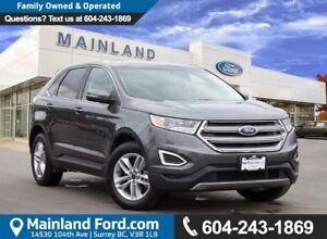 2017 Ford Edge SEL NO ACCIDENTS, LOCAL