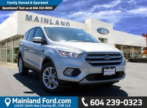 2017 Ford Escape SE FRONT WHEEL DRIVE, MYKEY, SYNC