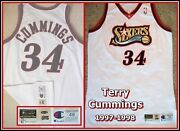 Terry Cummings Jersey