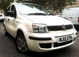 2012 FIAT PANDA 1.2MYLIFE 5dr, MOT TIL SEP17!, LADY OWNER, SERVICE HISTORY, QUICK SELL(GOING ABROAD)