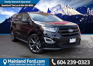 2016 Ford Edge Sport LOCAL, NO ACCIDENT