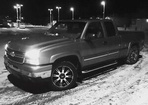 2007 Chevy Silverado 4x4 very clean
