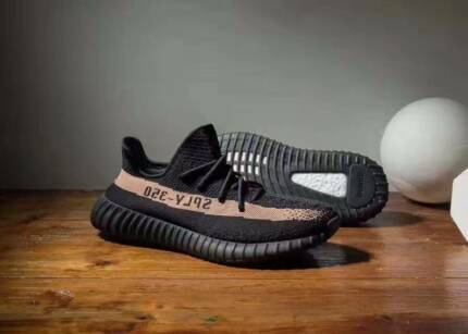 Women Uk yeezy boost 'sply 350'V2 core black / copper £ 160 BY 1605