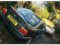 Bmw e36 316i converted to 323i manual small case diff and shafts drift car