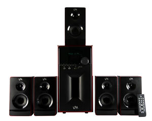 VM-Audio-EXMS581-1000W-5-1-Home-Multi-Media-Surround-Sound-Speakers-System-USB