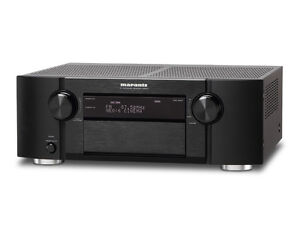Marantz SR6004 Home theater receiver with iPod playback and BT