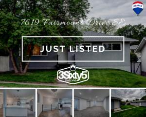 Great Renovated Home in Fairview - 7619 Fairmount Dr SE
