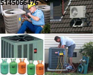 REPARATION CLIMATISEUR THERMOPOMPE AIR CONDITIONNÉ AIR CLIMATISE