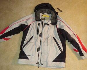 Boy's Winter Coat - Sz. 14-16 - Waterproof - Like New.