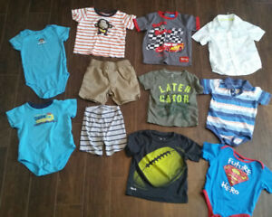 Boys 24-Month Size Summer Clothes - $25 for all!