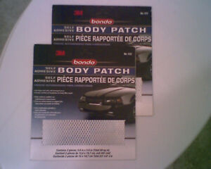3M Bondo Body Patch for cars or walls