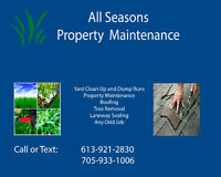 All Seasons Property Maintenance