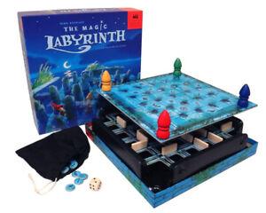 Magic Labyrinthe Jeu