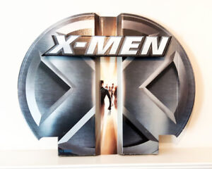 X-Men Original Movie Promo 3D Standee Poster Marvel