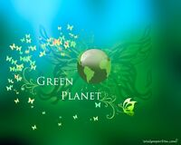 Green Planet - Bio-Degradable Plant Based Carpet Cleaning