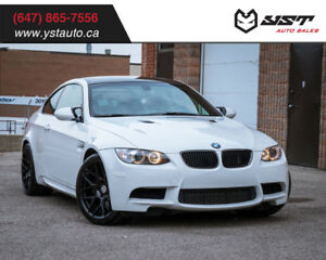 2011 BMW M3 Coupe DCT | No Accident | NAVI | Low KM | HRE Wheel
