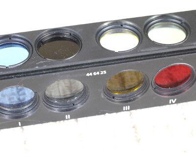 Zeiss Axioline 4 Fl 4fl Fluorescence Cube Slider Part 446425