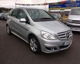 2010 60 MERCEDES-BENZ B CLASS 1.5 B160 BLUEEFFICIENCY SE 5DR