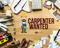 CARPENTER WANTED FOR SMALL HOME RENOVATION