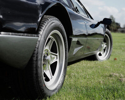 "Ferrari 512 BB BBi 365gt4bb 17"" centre lock alloy wheels rims"