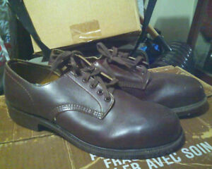 Steel Toe Shoes and Boots Steeltoe Sz 12 Sz10
