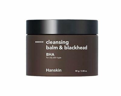 Hanskin Cleansing Balm & Blackhead BHA 80g