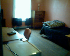 Large comfortable furnished room, single occupancy