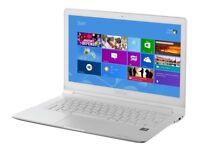 "SAMSUNG NP905S LAPTOP WINDOWS 10 AMD A4 WEBCAM 128GB SSD 4GB 13.3"" LCD 8957"