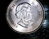 2006 Magnetic Pennie no P or Mint Mark Exremely RARE AU Conditio