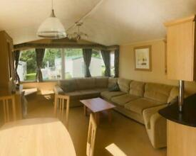 New in! Willerby Granada for sale at Percy Wood Country Park in Northumberland