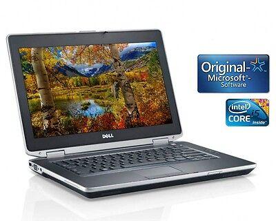 """DELL Latitude E6430 Intel Core i5-3340M 2,7 GHz 4Go 320Go 14.1""""DVD-RW 7 Pro"""