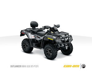 Can-Am Outlander XT-P 2 UP (NEW CONDITION)