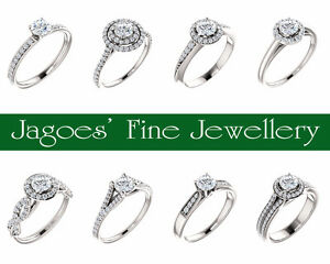 Engagement Rings for all Budgets! Best Service & Price in NB!