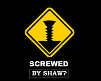 Do you feel screwed by Shaw Cable?