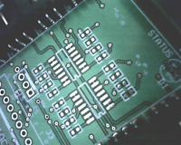 Surface Mount Electronic Component Soldering