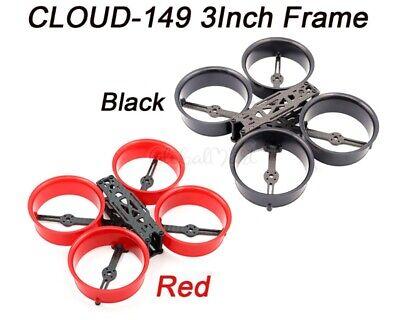 CLOUD-149 149 149 mm 3 Inch Frame Kit X-type ABS Carbon Fiber CLOUD Drone Q47A