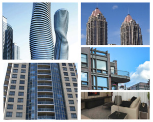 ✦  Downtown Mississauga 2 BR Condos Under $399,000 ✦