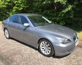 2007 07 BMW 5 SERIES 3.0 530I SE 4D 269 BHP AUTO