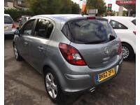2012 62 VAUXHALL CORSA 1.2 SXI AC 5D 83 BHP