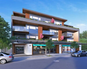 *SERENE AND UPSCALE LIVING IN DOWNTOWN SQUAMISH!CONDOS FOR SALE!