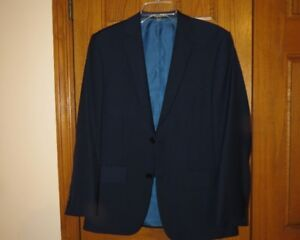 Beautiful Boy's/Men's Blue Suit - wore once only -